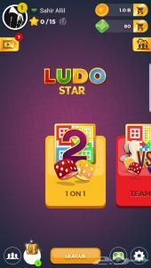 ذهب لعبة لودو ستار Ludo Star