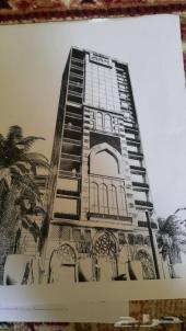 عمارة في شعب عامر بمكة مساحة 119م ( فرصة )