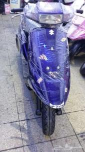 دباب سوزوكي بطة (العجيب) سرعة 100 موديل 2014