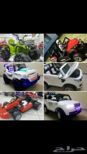 خصومات على سيارات الاطفال توصيل مجاني جدةمكة