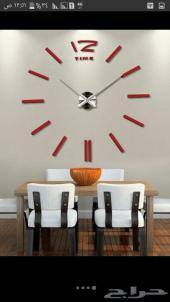 أجمل الساعات الحائط 3D