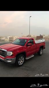 سييرا 2016 احمر للبيع