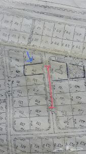 أرض للبيع .مخطط محلية مدينة جيزان الخزان