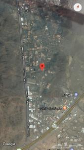 ارض للبيع في الحسينية مساحة 1225م بوثيقة