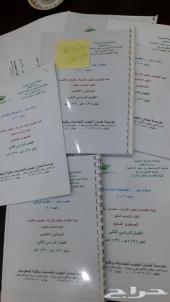 ملخصات وبحوث تعليم عن بعد جامعة الإمام