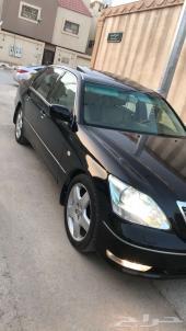 (تم البيع) لكزس Ls 430 سعودي 2001