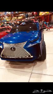 جديد سيارة لكزس للاطفال