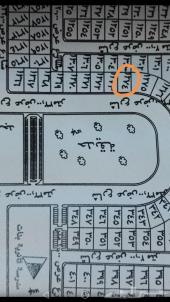 أرض بصك ك شارع 32  ولي العهد 9 جزء ح 150 الف