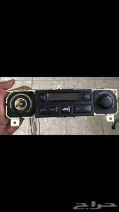 مفاتيح مكيف لمس اكورد 1998-2002
