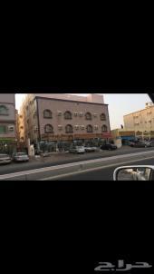 للبيع عماره تجارية بحي السامر