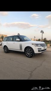 رنج روفر سوبر تشارج Range Rover 2014