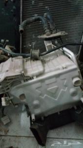 ثلاجة مكيف لكزس 97 سعودي 400
