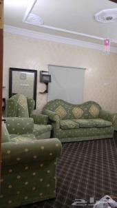 شقة صغيرة. غرفتين وملحقاتها للإيجار
