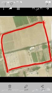 مزرعة للبيع في محافظة المظيلف