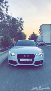 Audi A5 S Line للتنازل