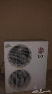 مكيفات LG  دولابي العدد 5 و 2 متسوبيشي