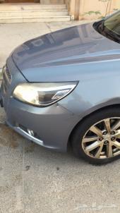 للبيع  ماليبو 2013 LTZ فضي تحت الفل مباشرة V6