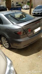 سيارة مازدا 6 2007 للبيع او التشليح ع السوم