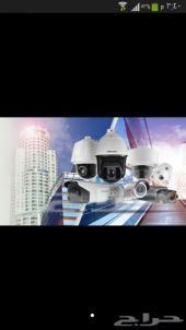 4 كاميرات مراقبة بأسعار رمزية مع التركيب 1350