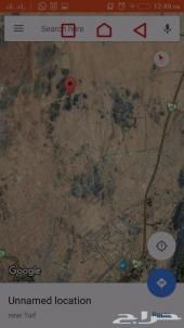 فرصه ارض بصك في الطائف العرفاء 991 للبيع
