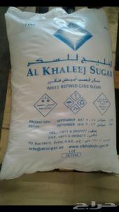 سكر الخليج 50 كيلو ممتاز