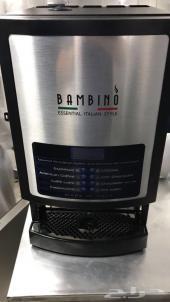 مكينة قهوة ايطالية ماركة BAMBINO