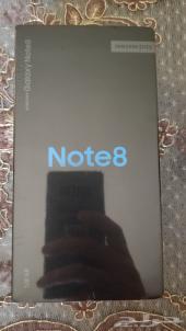 جوالات سامسونج نوت 8 Note - للبيع 128GB