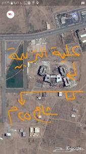 أرض تجارية موقع مميز ضاحية الملك فهد بصامطة