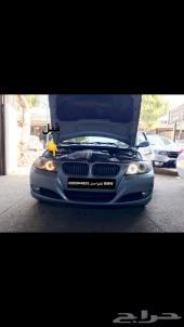 تغير لون الحلقات BMW من الاصفر الى الابيض