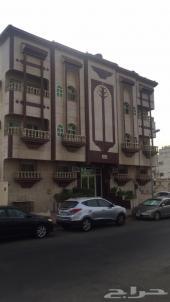 للإيجار شقة غرفتين وصاله بحي السلامه