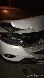 جيب مازدا CX9 2013 مصدوم