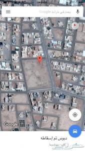 للبيع ارض في محافظة ضرماء م 7350