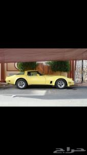 كورفيت كلاسيك موديل 81 -corvette c3