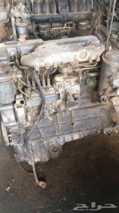 محرك مرسيدس ديزل 6 سلندر كامل ومحرك 5 سلندر