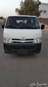 باص هايز  2012 15 راكب بنزين