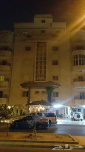 للبيع شقة بمدخلين  مساحة233م حي المروة _جدة