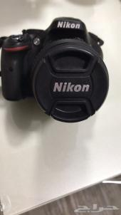 كاميرا نيكون الاحترافيه 5200D