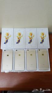 ايفون 6s بلس 64GB اصلي جديد 1600  ريال
