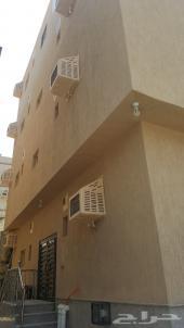شقة جديدة مفروشة من غرفتين للإيجار