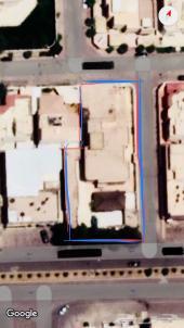 فيلا للبيع مساحة 1562م في حي المروج