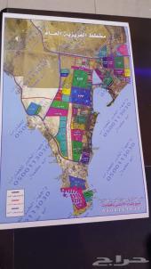 للبيع ارض 1205 م بمخطط 209 شارع 60 شرق.