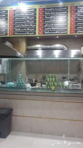 مطعم أكلات شعبية لتقبيل او الإيجار