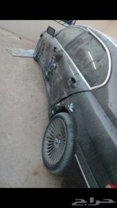 للبيع BMW مصدوم.  745 محول 2008