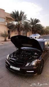 للبيع مرسيدس E200 AMG نظيف جدا جدا