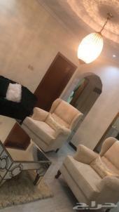 شقة مؤثثه للايجار في ضاحية الملك فهد