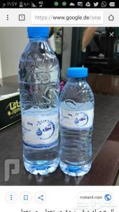 بيع عبوات مياه للمساجد