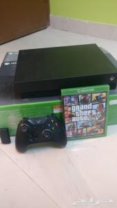 Xbox One X اخو الجديد استخدام ساعتين فقط