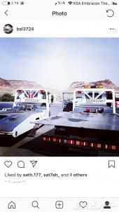 سطحة الرياض طريق الرين برودان عسيلة النميص