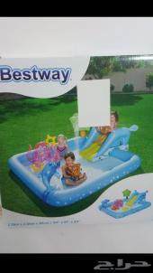 مسبح مع زحليقة للاطفال
