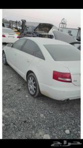قطع غيار أودي مستعمل Audi - 2007 A6